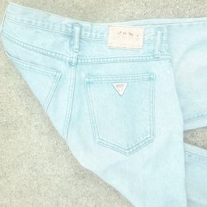 Vintage made in USA Guess denim jeans